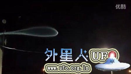 2015年9月2日巨大纺锤形UFO发光物6-1(迈阿密)的图片