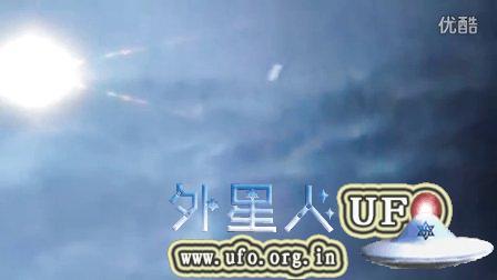 2015年8月10日费城电视节目中出现的UFO的图片