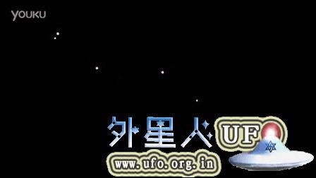 2015年8月8日多伦多6个彩色光球UFO的图片