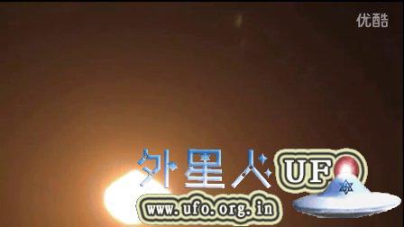 2015年8月20日科罗拉多巨大光球UFO的图片