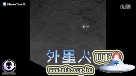 2015年9月10日小行星谷神星上10英里高塔(NASA)的图片
