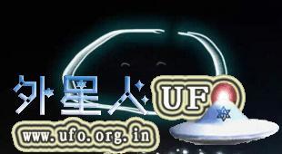 陕西&贵州网友目击巨型月牙状UFO似一双笑眼2015年9月14日的图片