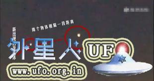 2015年9月14日2个UFO出现在美国洛杉矶上空的图片 第2张