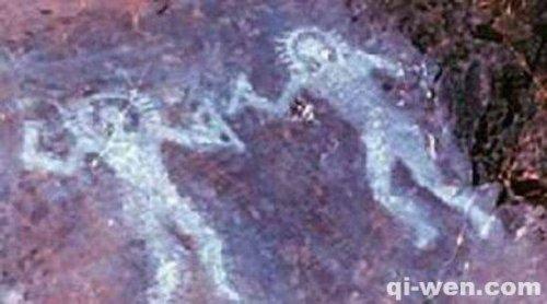 12张古代绘画证明UFO与外星人的存在 第2张