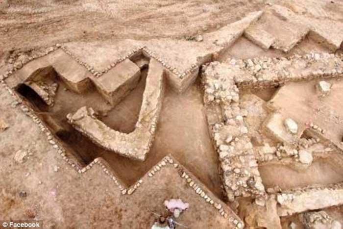 索多玛考古发现:圣经记载淫城索多玛遭受核武器毁灭的图片