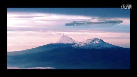 2015年10月24日墨西哥火山上空巨大UFO(真伪自辩)的图片
