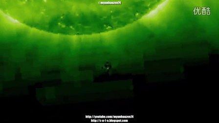 2015年10月18日太阳周围的巨型UFO及补丁的图片