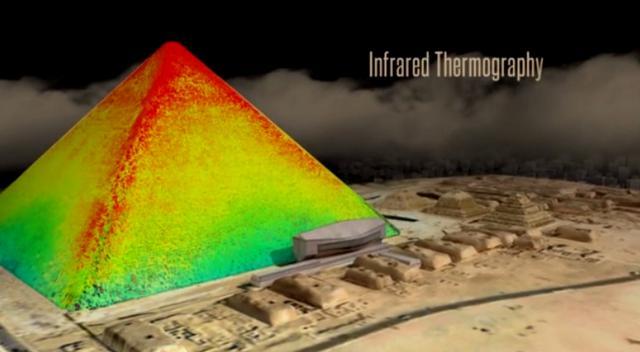 寻找外星人留在金字塔内的科技?科学家正在实施一个宏大计划 第1张