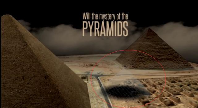 寻找外星人留在金字塔内的科技?科学家正在实施一个宏大计划 第3张
