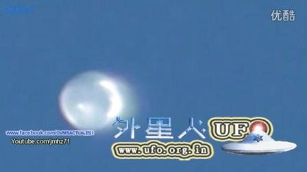 2015日11月24日德州水球样发光UFO的图片