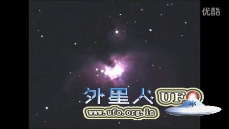 2015年11月22日穿过星云的UFO的图片