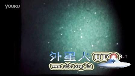 2015年11月18日高空不规则闪光的UFO的图片