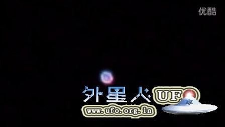 2015年11月29日加拿大环形彩色光球UFO的图片