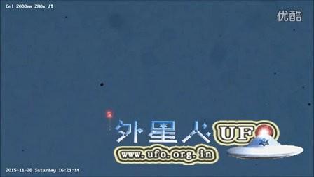 2015年11月28日佛罗里达红色光球UFO的图片