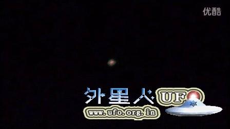 2015年12月1日彩色钻石样光球UFO的图片