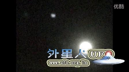 2015-12-1月球周围的发光物的图片