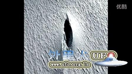 南极UFO降落痕迹?(谷歌地球80°34'08 4S 30°05'19 3W)的图片