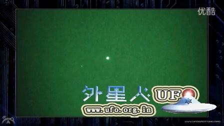 2015年10月5日星空2个随意移动的光球UFO的图片