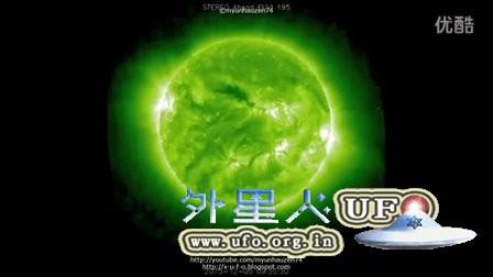 2015年12月5日太阳周围的UFO的图片