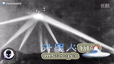 历史上一些极为重要的UFO照片的图片