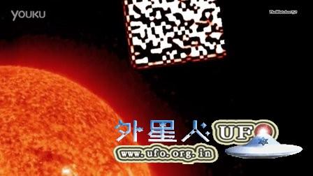 2015年12月7日太阳周围巨大补丁UFO的图片
