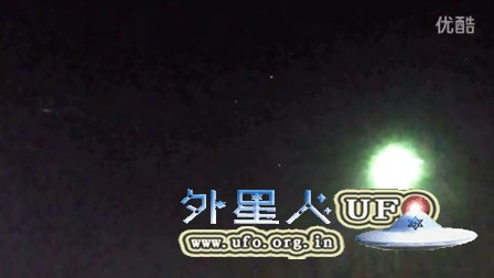2015年12月5日安大略3个白色光点UFO的图片
