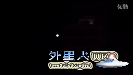 2015年11月25日钻石型白色发光UFO的图片