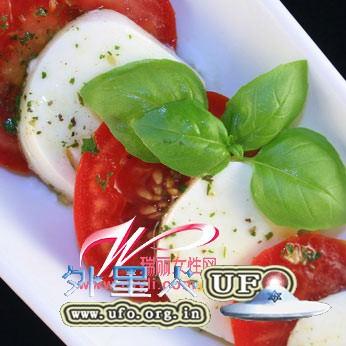 巧选番茄 不同颜色不同营养的图片
