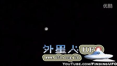 2015年12月12日加州白色光球UFO的图片
