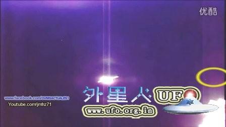 2015年12月15日国际空间站拍到多个UFO及人造卫星(2)的图片