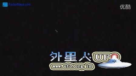2015年12月20日墨西哥三角形发光UFO的图片
