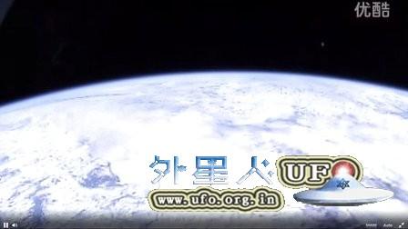 2015年12月20日国际空间站拍到UFO的图片