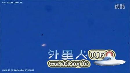 2015年12月16日佛罗里达彩色光球UFO的图片