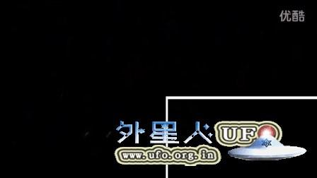 2016年1月1日元旦三个彩色光球UFO的图片