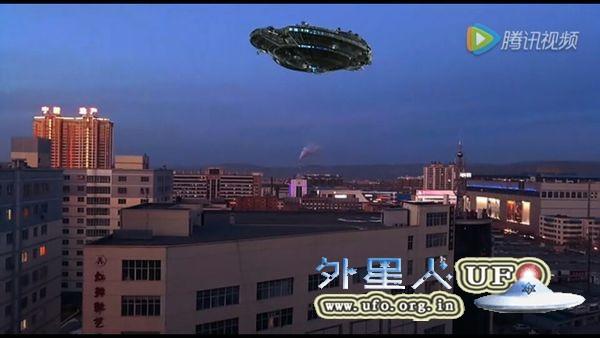 2016年2月25日宁夏震惊固原政府街UFO事件是真的吗?真假揭密
