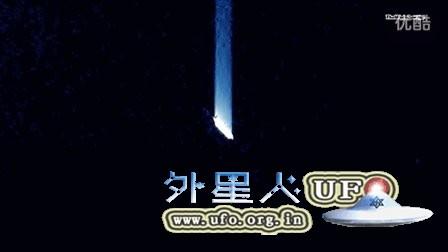 2016年2月24日太阳周围巨大雪茄型UFO的图片