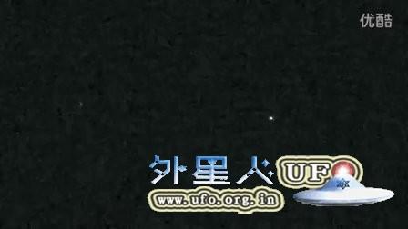 2016年2月10日高空白色移动光点UFO的图片