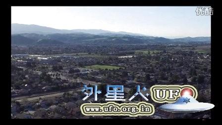 2016年1月31日加州低空白色快速发光UFO的图片