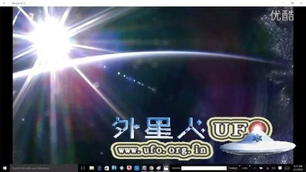 2016年2月1日国际空间站日出时拍到多个UFO的图片