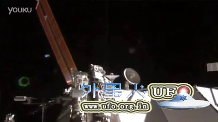 2016月2月国际空间站拍到的UFO的图片