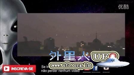 圣地亚哥8个UFO缓慢跑圈?的图片