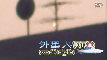 2016年1月16日日本黄色低空火焰样光团UFO的图片