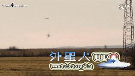 2016年1月14日飞机与飞碟UFO的图片