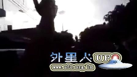 2016年1月18日波哥大阳光中的UFO?的图片