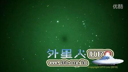 2016年1月13日高空变速转向UFO的图片