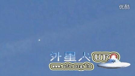 2016年1月14日加州云、UFO与飞机的图片