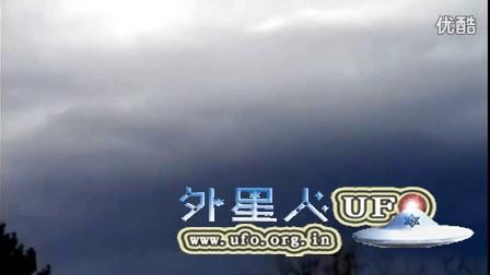 2016年3月7日科罗拉多白色光球UFO的图片