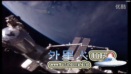 2016年3月9日国际空间站拍到UFO的图片