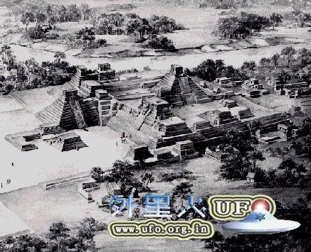 洪都拉斯科科潘玛雅金字塔古迹遗址的图片 第1张