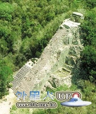 洪都拉斯科科潘玛雅金字塔古迹遗址的图片 第3张